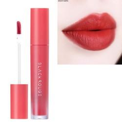 Son kem lì mịn môi Black Rouge Air Fit Velvet Tint Hàn Quốc 4ml - S03 Classic Beige: cam đất pha đỏ
