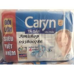 Tã dán Caryn ML40 [1 gói 1 đơn]