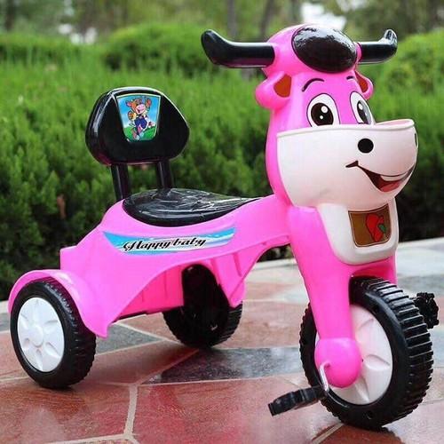 Xe đạp 3 bánh - hình con vật ngộ nghĩnh - 13108470 , 21177871 , 15_21177871 , 420000 , Xe-dap-3-banh-hinh-con-vat-ngo-nghinh-15_21177871 , sendo.vn , Xe đạp 3 bánh - hình con vật ngộ nghĩnh