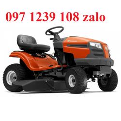 Máy cắt cỏ người lái Husqvarna TC 138, hàng chính hãng, có sẵn