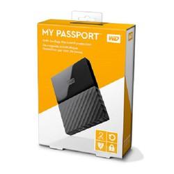 Ổ cứng di động Wes tern Digital my passport 2TB USB 3.0