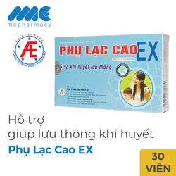 Phụ Lạc Cao EX