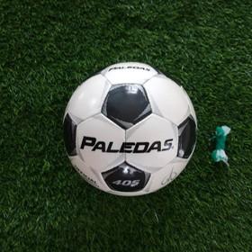 quả bóng đá số 5 PALEDAS da cao cấp - tặng bộ kim túi- 2 đôi tất dài đá bóng - bd56