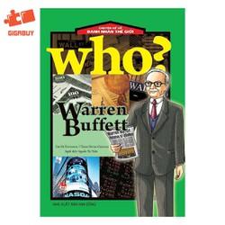 Chuyện Kể Về Danh Nhân Thế Giới: Warren Buffett