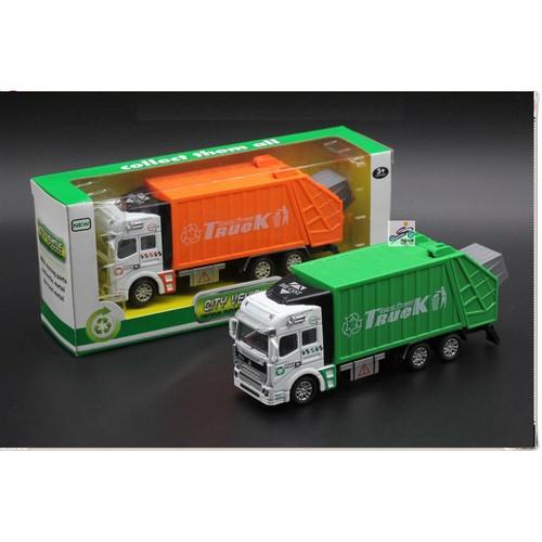 Mô hình xe đổ rác đồ chơi an toàn cho bé 20 55 58 cm s t - 12847573 , 20788973 , 15_20788973 , 193500 , Mo-hinh-xe-do-rac-do-choi-an-toan-cho-be-20-55-58-cm-s-t-15_20788973 , sendo.vn , Mô hình xe đổ rác đồ chơi an toàn cho bé 20 55 58 cm s t