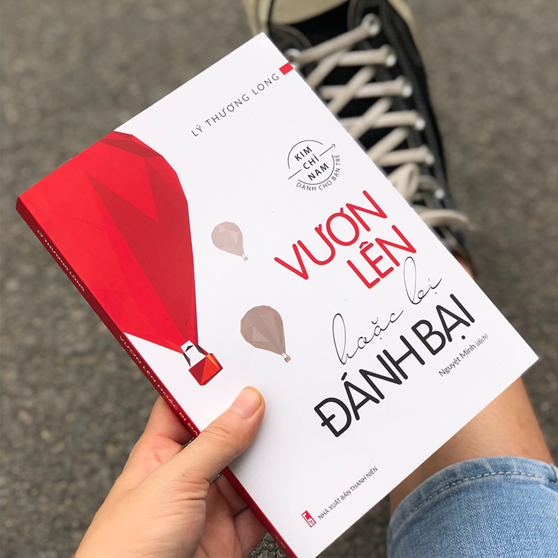 Sách Minh Long book: Vươn Lên Hoặc Bị Đánh Bại, giá tốt nhất ...