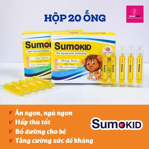 Sumo kid yến sào - 12738217 , 20636618 , 15_20636618 , 280000 , Sumo-kid-yen-sao-15_20636618 , sendo.vn , Sumo kid yến sào