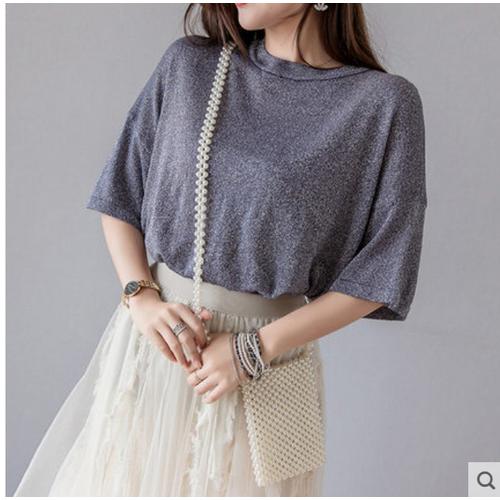 Áo thun cotton nữ kiểu dáng xinh xắn - 12734987 , 20632748 , 15_20632748 , 590000 , Ao-thun-cotton-nu-kieu-dang-xinh-xan-15_20632748 , sendo.vn , Áo thun cotton nữ kiểu dáng xinh xắn