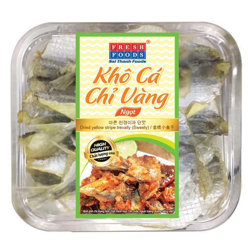 Khô cá chỉ vàng ngọt 200gr - saithanh foods