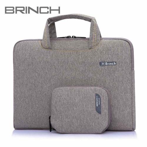 Túi chống sốc laptop brinch có quai xách tặng kèm túi đựng phụ kiện - 12742528 , 20643226 , 15_20643226 , 220000 , Tui-chong-soc-laptop-brinch-co-quai-xach-tang-kem-tui-dung-phu-kien-15_20643226 , sendo.vn , Túi chống sốc laptop brinch có quai xách tặng kèm túi đựng phụ kiện