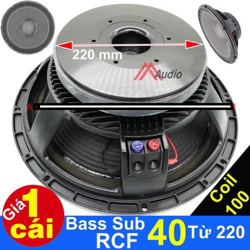 Bass sub 40 rcf từ 220 coil 100 , hàng nhập , giá 1 cái - bass sub 40 rcf - 12739719 , 20638699 , 15_20638699 , 1300000 , Bass-sub-40-rcf-tu-220-coil-100-hang-nhap-gia-1-cai-bass-sub-40-rcf-15_20638699 , sendo.vn , Bass sub 40 rcf từ 220 coil 100 , hàng nhập , giá 1 cái - bass sub 40 rcf