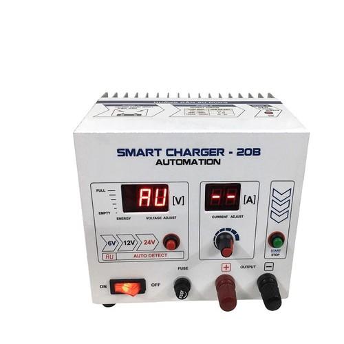Nạp ắc quy tự ngắt dùng cho xe nâng, xe kéo 12v, 24v-200ah, có chu trình khử sunfat - 12138965 , 20630314 , 15_20630314 , 2250000 , Nap-ac-quy-tu-ngat-dung-cho-xe-nang-xe-keo-12v-24v-200ah-co-chu-trinh-khu-sunfat-15_20630314 , sendo.vn , Nạp ắc quy tự ngắt dùng cho xe nâng, xe kéo 12v, 24v-200ah, có chu trình khử sunfat