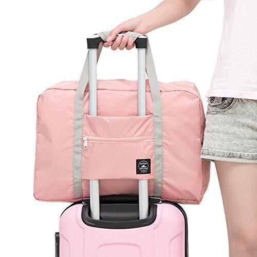 Rẻ nhất  túi du lịch xếp gọn dùng trên vali kéo
