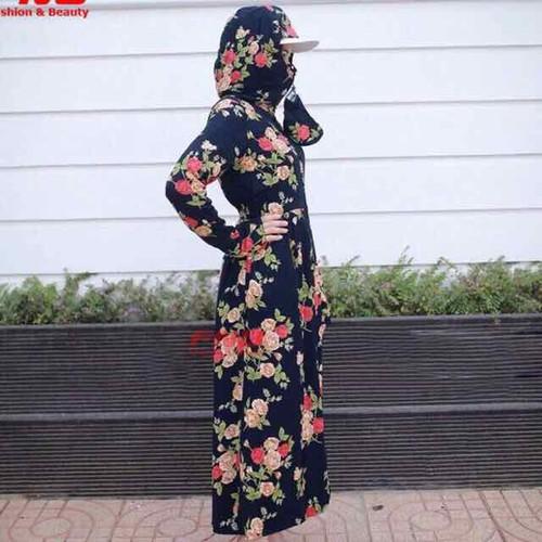 Áo chống nắng toàn thân chất lanh 2 lớp cực mát