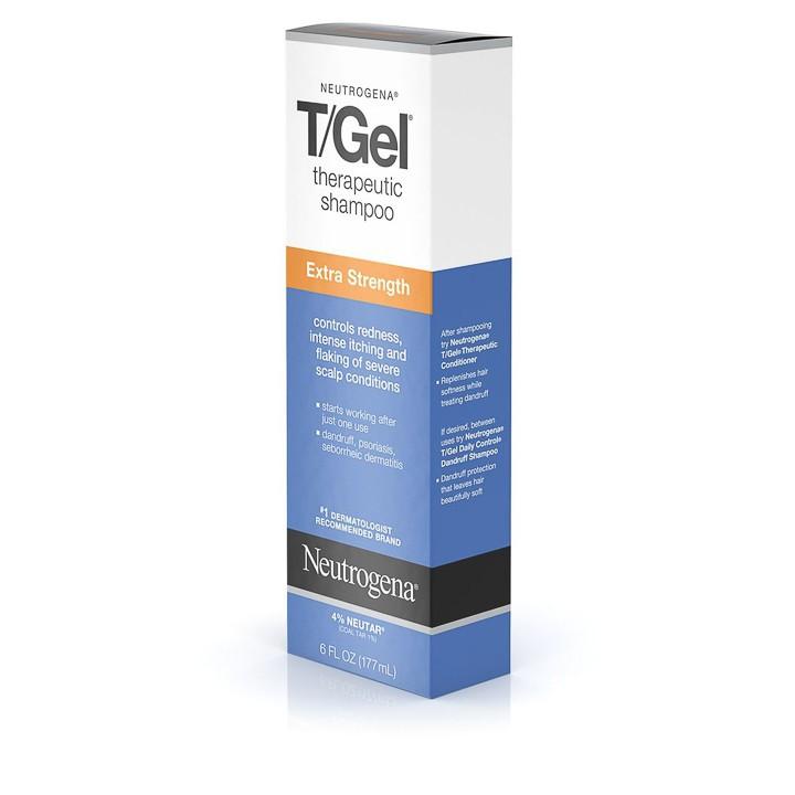 Dầu Gội Đầu Neutrogena TGel Therapeutic Shampoo Extra Strength 177ml