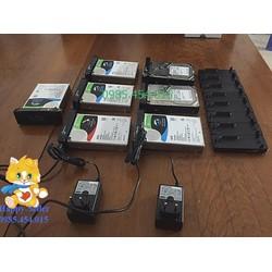 Dock Segate biến ổ cứng thường thành Ổ Di Động_Mới
