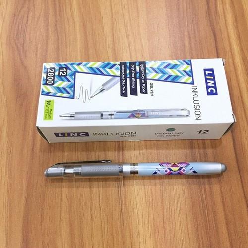 Bút ký gel linc inklusion  0.7mm, nắp gài