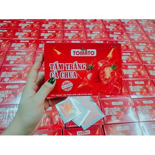 Combo 5 tắm trắng cà chua tomato