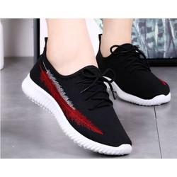 Giày Sneaker Nữ in Hình Lá XTHT 7