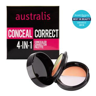 Kem Che Khuyết Điểm 4 trong 1 Colour Corrector Australis Úc - 605 thumbnail