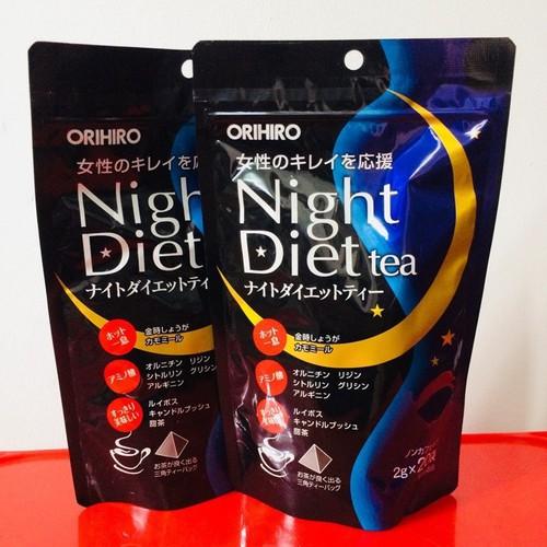 Combo 2 trà giảm cân orihiro night diet tea 2x 20 gói nhật bản date mới - 12736467 , 20634635 , 15_20634635 , 380000 , Combo-2-tra-giam-can-orihiro-night-diet-tea-2x-20-goi-nhat-ban-date-moi-15_20634635 , sendo.vn , Combo 2 trà giảm cân orihiro night diet tea 2x 20 gói nhật bản date mới