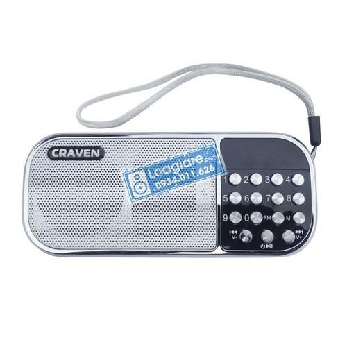Loa thẻ cravern cr 22- có phím số và lcd