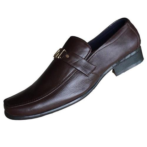 Giày tây nam da bò cao cấp gt356