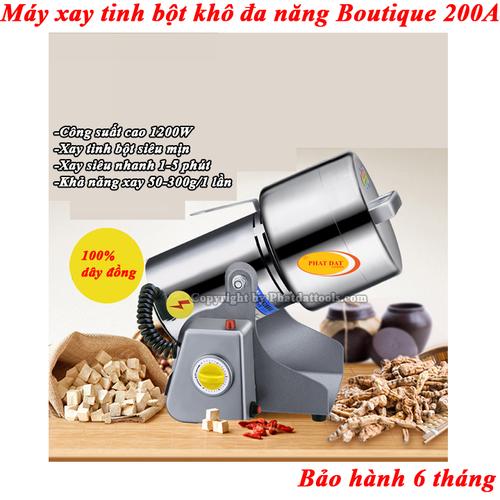[Bảo hành 6 tháng] máy xay nghiền tinh bột khô đa năng siêu mịn-vỏ inox bóng đẹp - 12734597 , 20632004 , 15_20632004 , 1490000 , Bao-hanh-6-thang-may-xay-nghien-tinh-bot-kho-da-nang-sieu-min-vo-inox-bong-dep-15_20632004 , sendo.vn , [Bảo hành 6 tháng] máy xay nghiền tinh bột khô đa năng siêu mịn-vỏ inox bóng đẹp