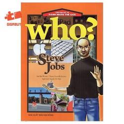 CHUYỆN KỂ VỀ DANH NHÂN THẾ GIỚI - STEVE JOBS