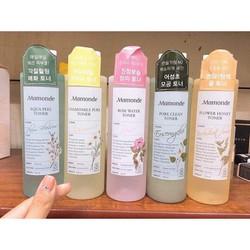 Nước hoa hồng Mamonde Water Toner Hàn Quốc.