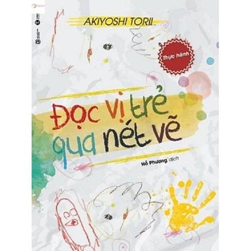 Sách - đọc vị trẻ qua nét vẽ -thực hành