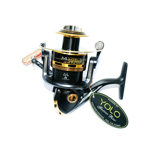 Máy câu cá yolo magic spin 6000