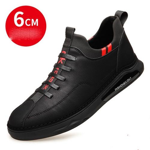 Giày lười tăng chiều cao nam hàng nhập khẩu-gc118