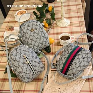 Balo đeo chéo nữ - Túi đeo chéo thời trang - Túi nữ 2 in 1 - BLBT95 thumbnail