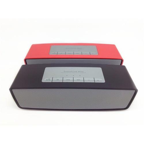 Loa bluetooth thiết kế hộp vuông giá bình dân