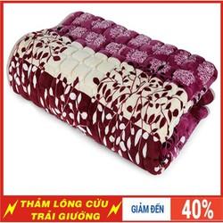 [SIÊU SALE]Thảm trải giường siêu ấm siêu êm mẫu mới nhất đủ size