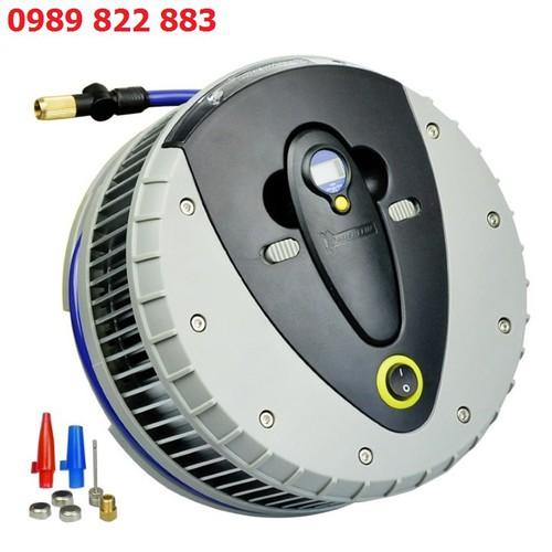 Máy bơm lốp ô tô đa năng michelin 4388ml - máy bơm lốp sử dụng điện 12v cắm chân tẩu - không tự ngắt khi đủ áp lực
