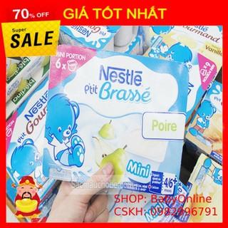Váng sữa Nestle Sữa chua Nestle Pháp đủ vị lốc 6 hộp CAM KẾT CHÍNH HÃNG - Váng sữa Sữa chua thumbnail