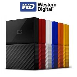 """Ổ cứng HDD Box WD MY PASSPORT 3TB 2.5"""" USB 3.0 Siêu Bền - Truyền Dữ liệu Nhanh - Hàng chính hãng New 2019"""