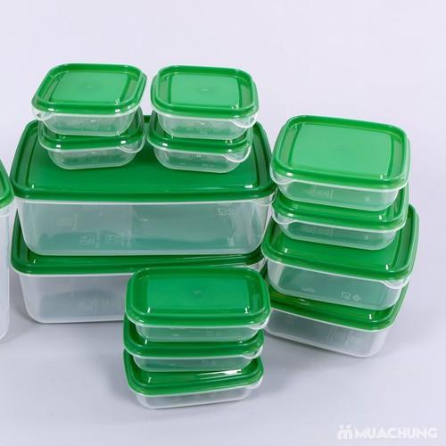 [Siêu sale][free ship hcm] bộ 17 hộp nhựa đựng thực phẩm cao cấp - 13397299 , 21612642 , 15_21612642 , 449000 , Sieu-salefree-ship-hcm-bo-17-hop-nhua-dung-thuc-pham-cao-cap-15_21612642 , sendo.vn , [Siêu sale][free ship hcm] bộ 17 hộp nhựa đựng thực phẩm cao cấp