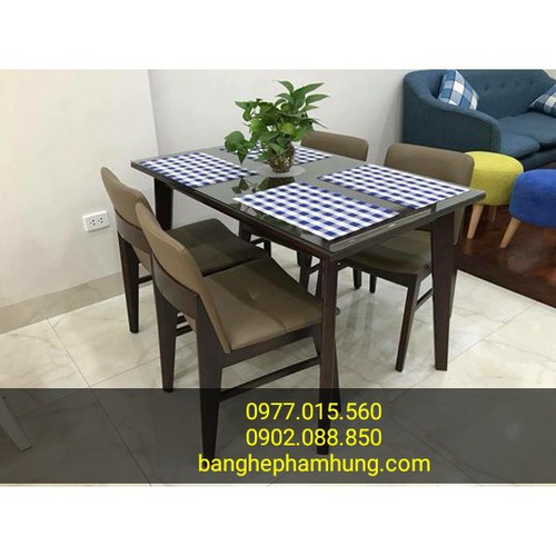 Bộ bàn ghế phòng ăn cao cấp giá rẻ - 13402741 , 21619205 , 15_21619205 , 4200000 , Bo-ban-ghe-phong-an-cao-cap-gia-re-15_21619205 , sendo.vn , Bộ bàn ghế phòng ăn cao cấp giá rẻ