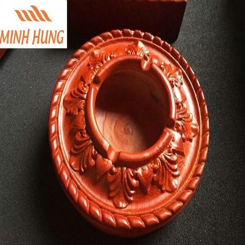 Gạt tàn gỗ hương cao cấp hình tròn - 13404993 , 21621667 , 15_21621667 , 336000 , Gat-tan-go-huong-cao-cap-hinh-tron-15_21621667 , sendo.vn , Gạt tàn gỗ hương cao cấp hình tròn