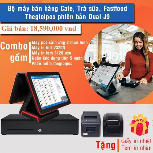 Bộ máy bán hàng nhà hàng, quán ăn, fastfood, cafe: thegioipos phiên bản dual j9 - 13392576 , 21607065 , 15_21607065 , 18590000 , Bo-may-ban-hang-nha-hang-quan-an-fastfood-cafe-thegioipos-phien-ban-dual-j9-15_21607065 , sendo.vn , Bộ máy bán hàng nhà hàng, quán ăn, fastfood, cafe: thegioipos phiên bản dual j9