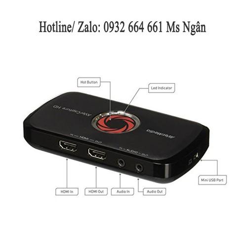 Card ghi hình hdmi cao cấp avermedia gl310 hỗ trợ fullhd 1080p - hàng chính hãng - 13398094 , 21613746 , 15_21613746 , 3150000 , Card-ghi-hinh-hdmi-cao-cap-avermedia-gl310-ho-tro-fullhd-1080p-hang-chinh-hang-15_21613746 , sendo.vn , Card ghi hình hdmi cao cấp avermedia gl310 hỗ trợ fullhd 1080p - hàng chính hãng