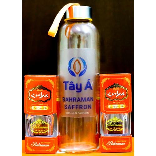 Saffron tây á nhị hoa nghệ tây- bahraman iran loại 1g - 13402647 , 21619109 , 15_21619109 , 350000 , Saffron-tay-a-nhi-hoa-nghe-tay-bahraman-iran-loai-1g-15_21619109 , sendo.vn , Saffron tây á nhị hoa nghệ tây- bahraman iran loại 1g