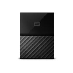 """Ổ cứng HDD Box WD MY PASSPORT 4TB 2.5"""" USB 3.0 Siêu Bền - Truyền Dữ liệu Nhanh - Hàng chính hãng New 2019"""