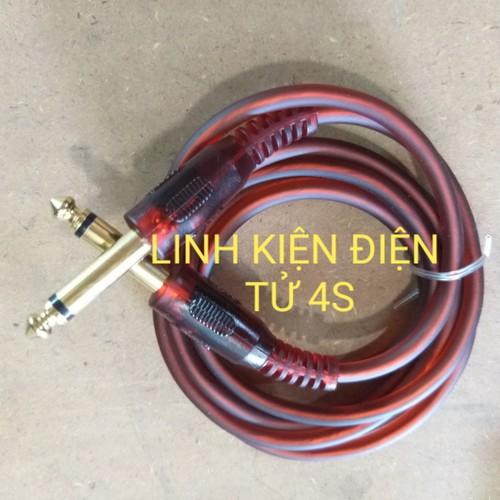 Cáp âm thanh 2 đầu 6.5mm, dài 1.5m