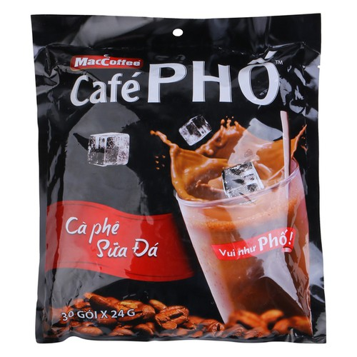 Cà phê phố bịch 30 gói - 13402129 , 21618495 , 15_21618495 , 110000 , Ca-phe-pho-bich-30-goi-15_21618495 , sendo.vn , Cà phê phố bịch 30 gói