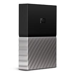"""HDD Box WD MY PASSPORT 2TB 2.5"""" USB 3.0 Siêu Bền - Truyền Dữ liệu Nhanh - Hàng chính hãng New 2019"""