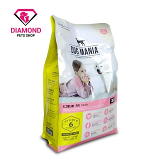 [GIẢM SỐC]Thức ăn hạt cho chó dưới 6 tháng tuổi DOG MANIA [3kg] [ĐƯỢC KIỂM HÀNG] 21605562 - 21605562 thumbnail